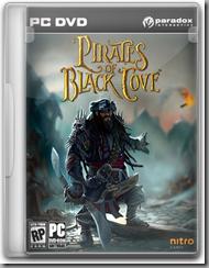 Capa - Pirates of Black Cove - PC-RMDOWNLOADS