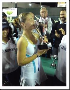 Irina Khromacheva campeona singles 2011