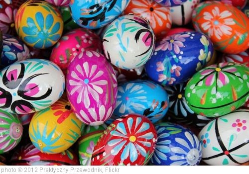 'Malowane jajka / Easter Eggs' photo (c) 2012, Praktyczny Przewodnik - license: http://creativecommons.org/licenses/by/2.0/