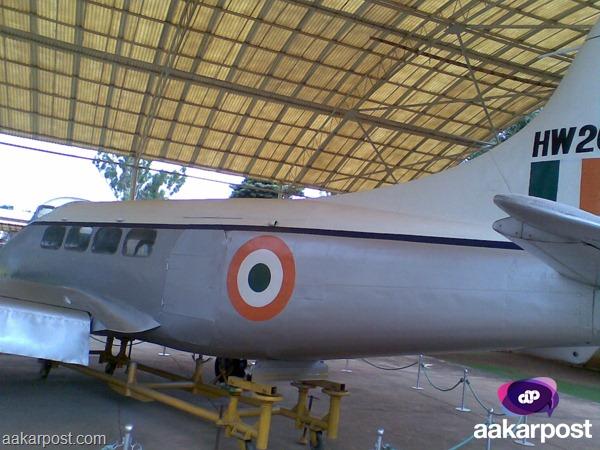 HAL-Museum-Bangalore-Plane-3