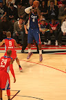 lebron james nba 130217 all star houston 15 game 2013 NBA All Star: LeBron Sets 3 pointer Mark, but West Wins