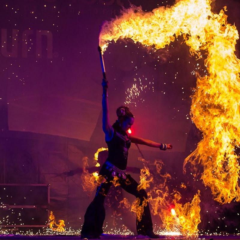 Kiev Fire Festival 2012