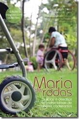 CAPA do livro Maria de Rodas