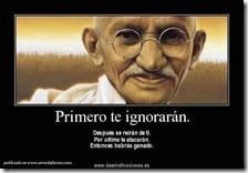 22 - frases de Gandhi (1)