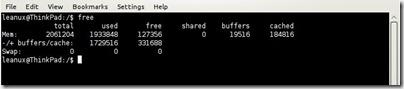 liberar memoria SWAP con Swapon y Swapoff2