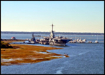 06b - Views - Patriot's Point - USS Yorktown