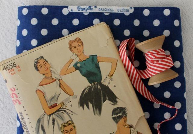 yankee doodle dandy blouse 005