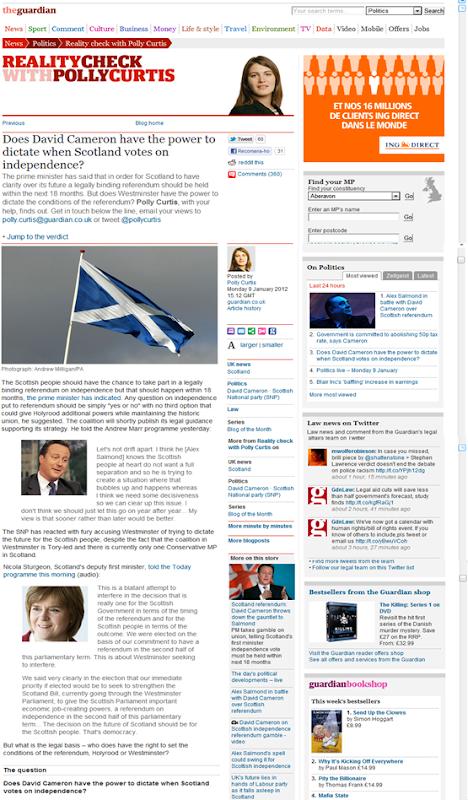 Escòcia TheGuardian