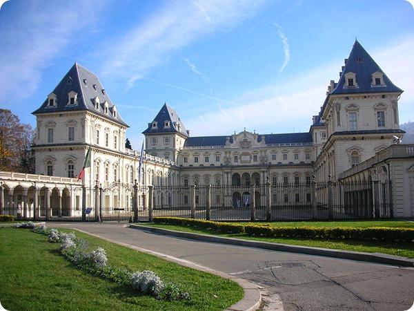 Piamonte Valentino_castle