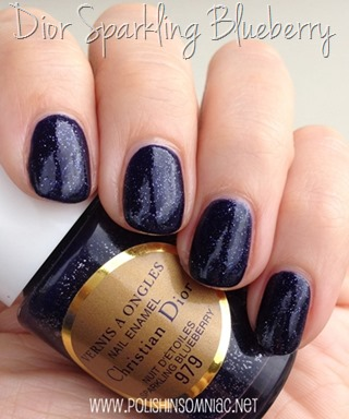Dior Sparkling Blueberry