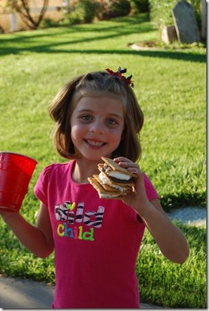 Cookout at Gmas (6)