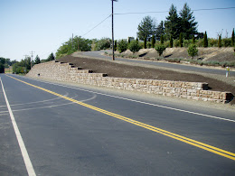 WA DOT retaining walls