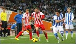 Almería vs Real Sociedad