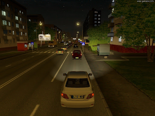 City driving simulator 3d instructor 2.2 ������� ������� ...