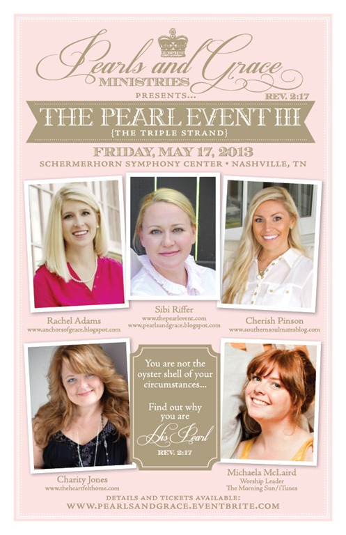 The Pearl Event Flyer