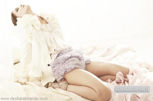 Leighton meester blair gossip girl garota do blog linda sensual desbaratinando  (209)