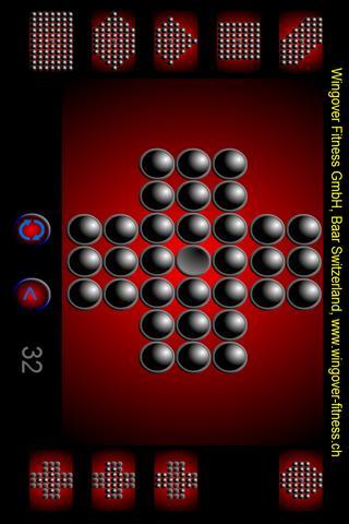 WPuzzle - Peg Solitaire