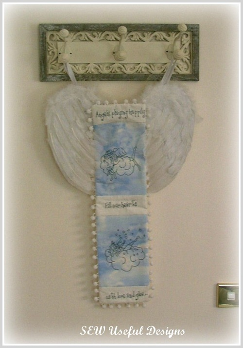 Angel feather wings 1 pic
