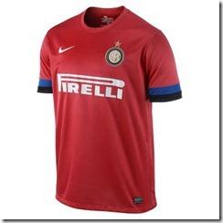 Camiseta Inter de Milan 2012-13 visitante