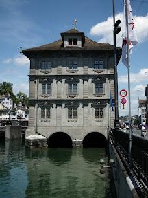 Rathaus de Zurich
