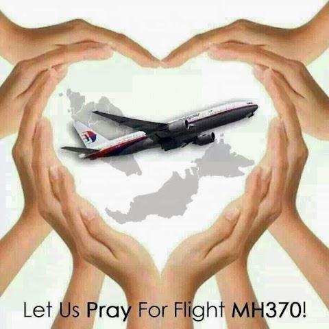 Berilah yang terbaik buat #MH370