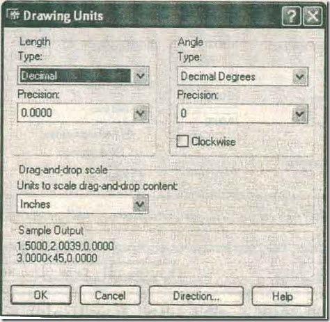 شكل الصندوق الحواري Drawing Units205_1