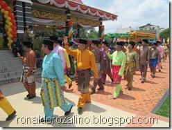 Pawai Budaya Kabupaten Kuantan Singingi di Hadiri Mambang Mit Wagub Riau 11