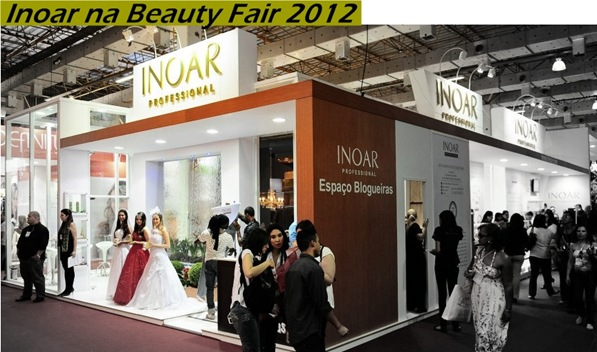INOAR na Beauty Fair 2012