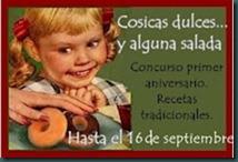concurso de Maria, cosicasdulces.blogspot