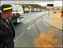 McCusker Kim adv BLOOD TRAIL she left dragged beneath taxi deliberate attack Sept132011LoneHillBlvdFourways