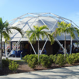 lunch area in Cape Canaveral, Florida, United States