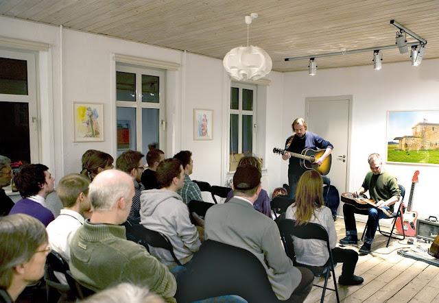 Intimkoncert med De efterladte (Peter H. Olesen) - 2009