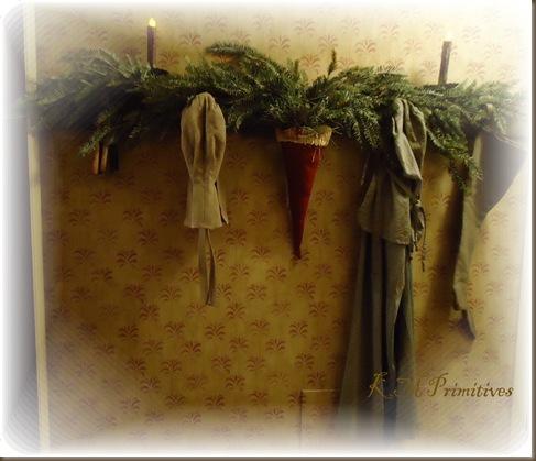 Hallway christmas 2012