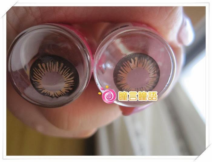 日本EOS隱形眼鏡-Big Size咖2