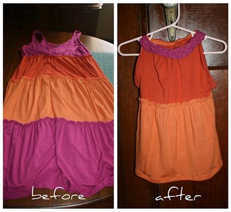 Repurposed Dress