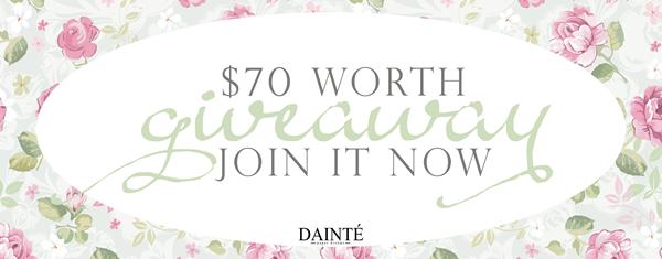 dainte giveaway facebook ad-01