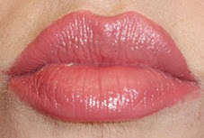 wearing Shiseido Sparkling Party Palette_lips