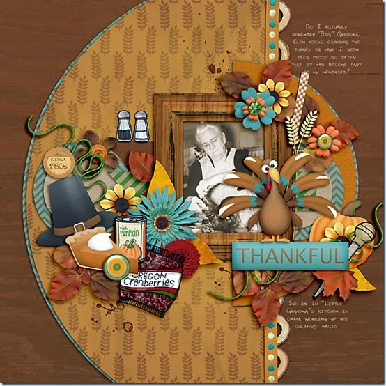 Thankful-rocho Memory