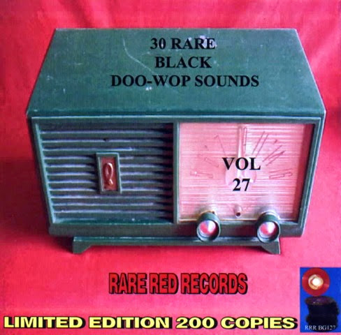 Rare Black Doo-Wop Sounds Vol. 27 - 31 - Front