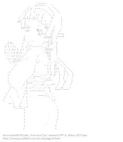 [AA]Nagi summer kimono (Kannagi)