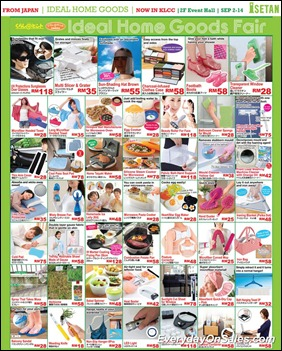 Isetan-KLCC-Ideal-Home-Fair-From-Japan-2011-EverydayOnSales-Warehouse-Sale-Promotion-Deal-Discount