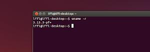 pf-kernel 3.13.3 in Ubuntu Linux