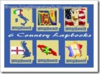 Click to Download: 6-country-lapbooks by www.livinglifeintentionally.blogpost.com