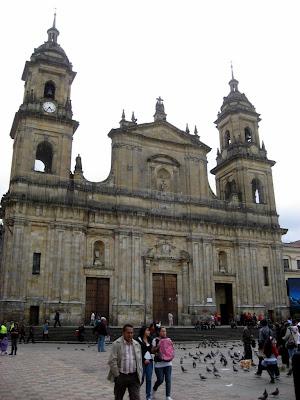Catedral Primaria - Bogota