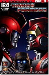 P00003 - The Transformers #20 - Sp
