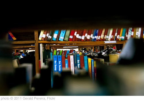 'Library' photo (c) 2011, Gerald Pereira - license: http://creativecommons.org/licenses/by/2.0/