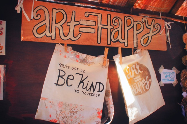 art happy