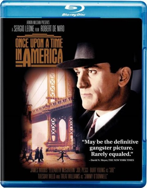 Once Upon a Time in America | 1984 | 720p | BluRay | x264 | DTS | DUAL
