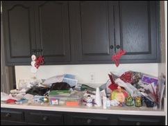 clutter counter