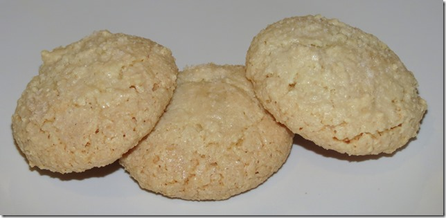 Amaretti Cookies